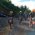 50 Rider ASR Raving Team Jelajahi Molawe