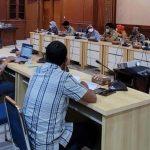 Pemprov Sultra Gelar Rakor Tim Pengendali Inflasi Daerah