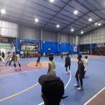 Berstandar Prokes, Andi Sumangerukka Tutup Tournamen Basket Ball di Kendari