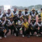 Softball Putri Sultra Sumbang Perak
