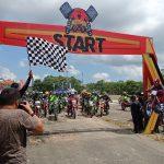 Ribuan Rider Sulawesi Ramaikan Jelajah 1