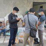 Rokok Ilegal Asal Cina Diamankan Kantor Bea dan Cukai Kendari