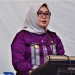 Wakil Wali Kota Kendari Siska Karina Imran. Foto: Ist.